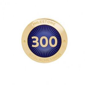 Milestone Pin - 300 Finds