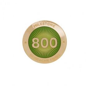 Milestone Pin - 800 Finds