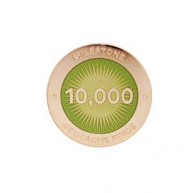 Milestone Pin - 10.000 Finds