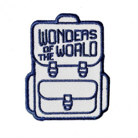 Wonders of the World badge