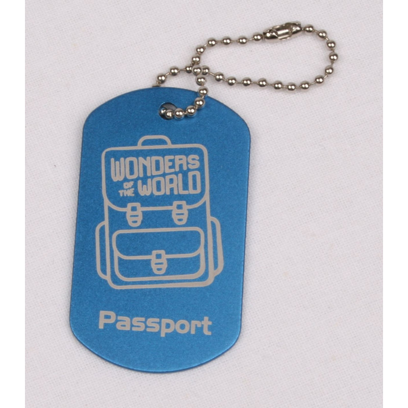Wonders of the World tag