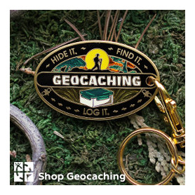 Hide it, Find it, Log it - geocoin