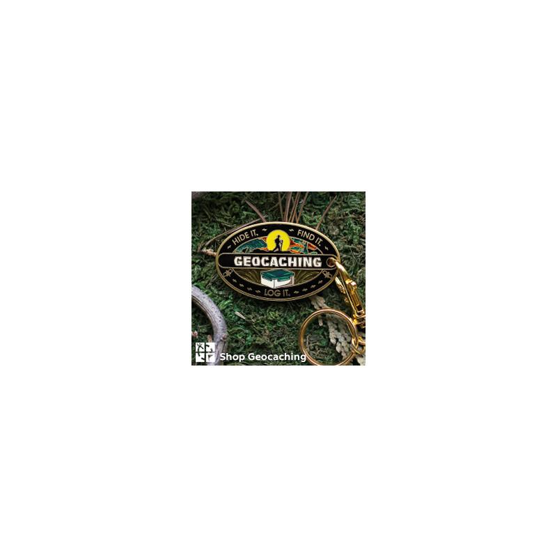 Hide it, Find it, Log it - geocoin