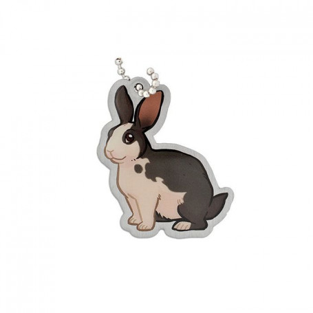 Geopets travel tag - rabbit