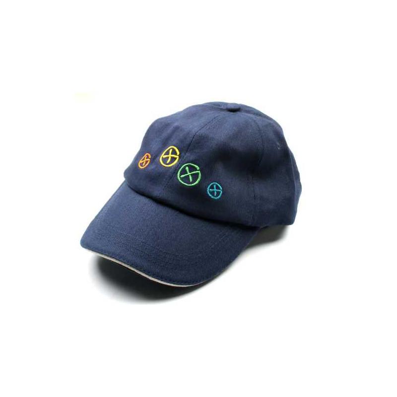 Pet, Geocaching, blauw
