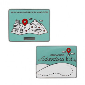 Adventure Lab Geocoin
