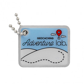 Adventure Lab tag
