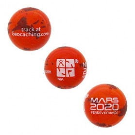 Trackable Mars Rover Perseverance Knikker