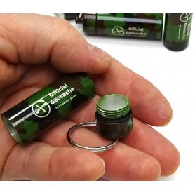 Set of 3 x Micro container, camo small