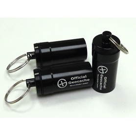 Set of 3 x Micro container, black
