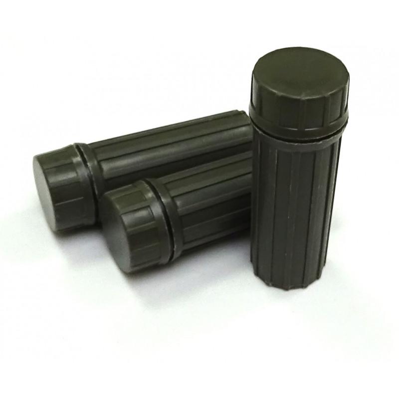 Set 3 x groene waterdichte container