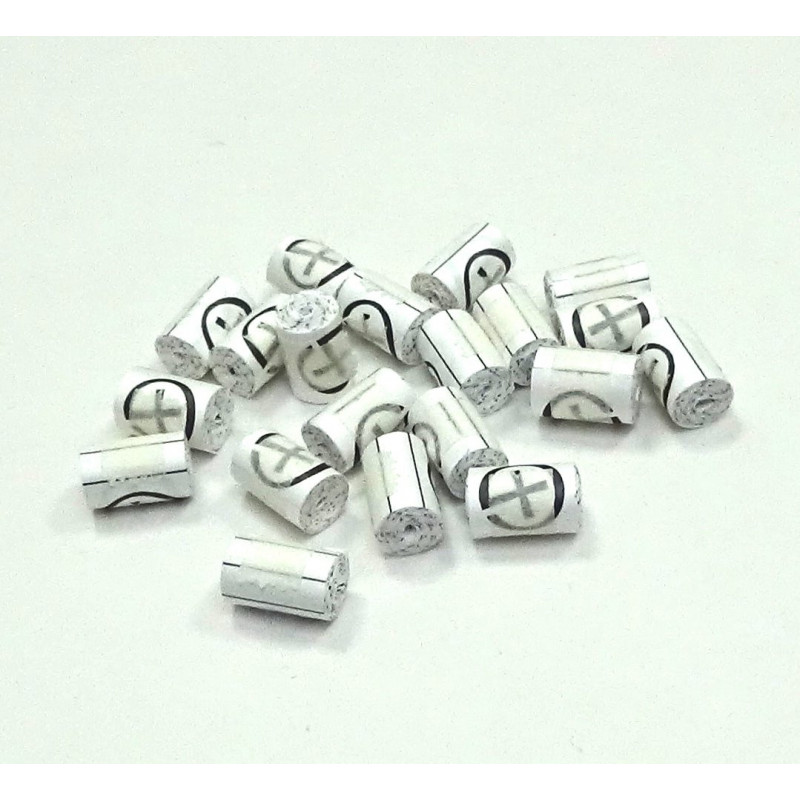20 x logroll for round magnetic container