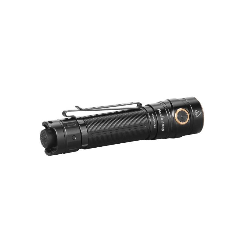Fenix LD30 zaklamp met oplaadbare accu - 1600 Lumen