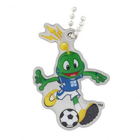 Signal the Frog traveltag - Soccer