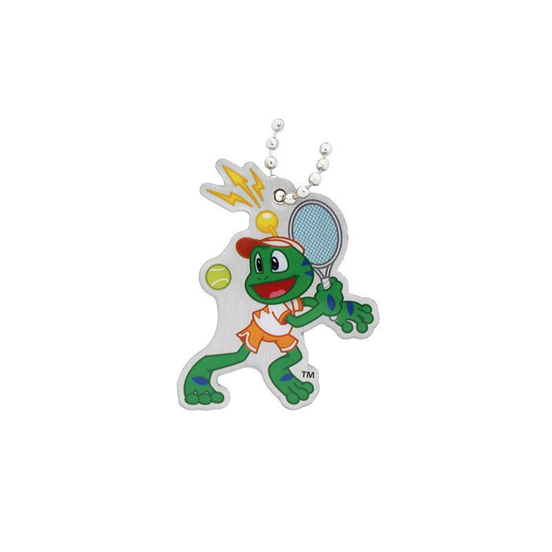 Signal the Frog traveltag - tennis
