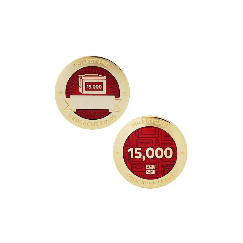 Finds - 15.000 Finds Milestone set