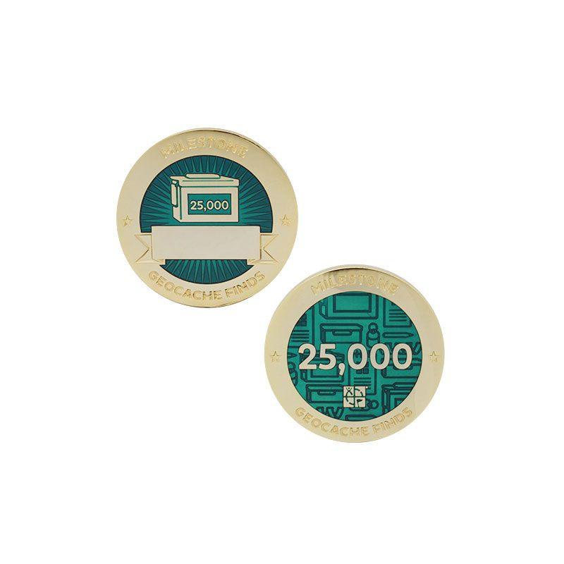 Finds - 25.000 Finds Milestone set