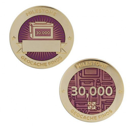 Finds - 30.000 Finds Milestone set