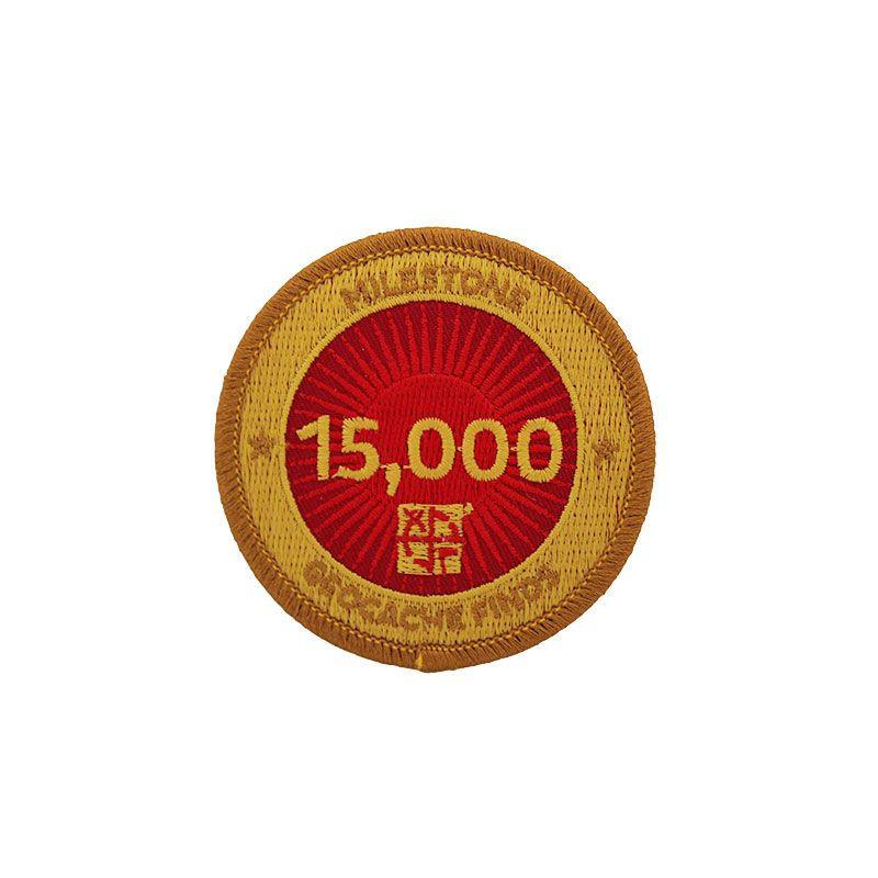 Milestone Badge - 15.000 Finds