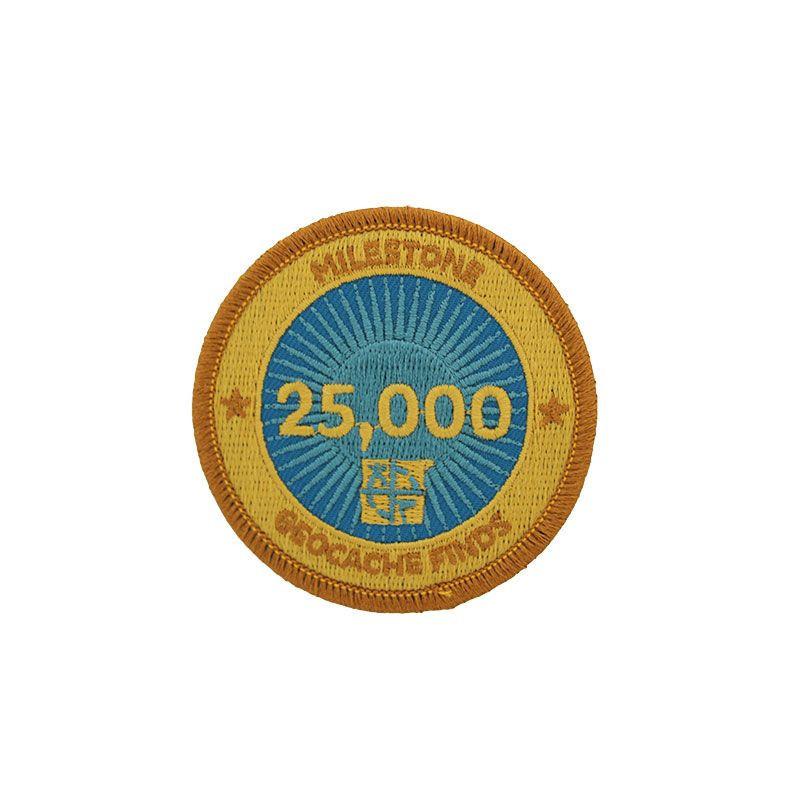 Milestone Badge - 25.000 Finds