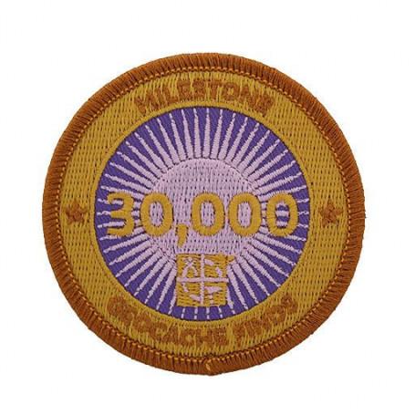 Milestone Badge - 30.000 Finds