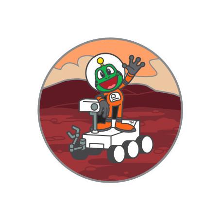 SnagTheTag voorverkoop - Signal the Frog goes Geocaching High - Hider pack