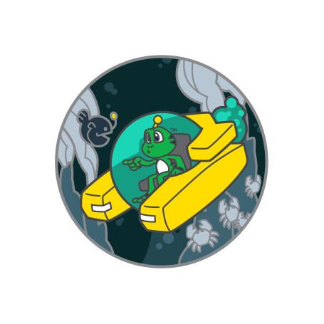 SnagTheTag voorverkoop - Signal the Frog goes Geocaching Low - Hider pack
