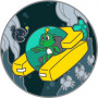 SnagTheTag presale - Signal the Frog goes Geocaching Low - Hider pack