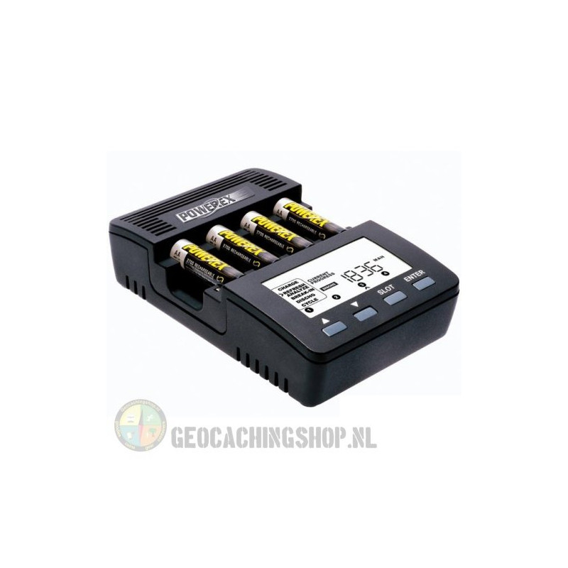 MAHA - C9000 WizardOne Charger-Analyzer for 4 AA / AAA