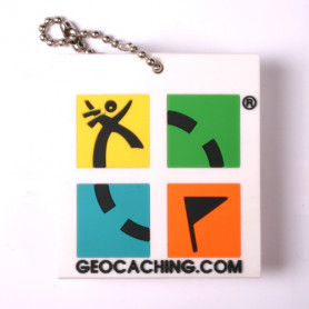 Geocaching pendant