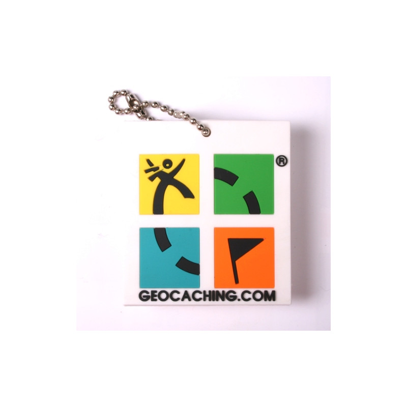 Geocaching hanger