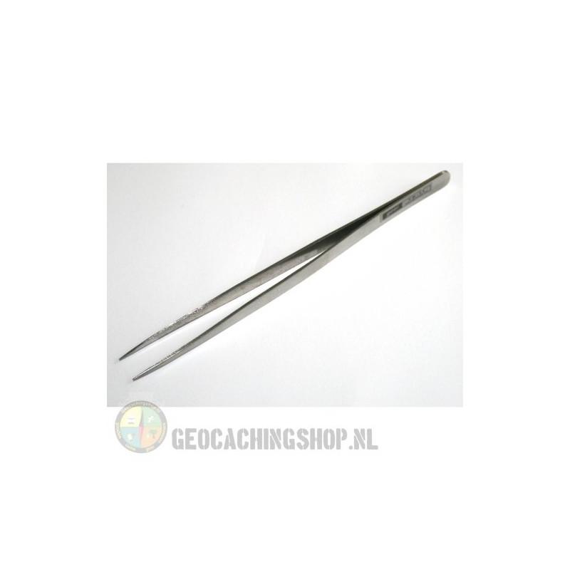 Pincet, recht 14 cm