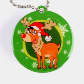 XmasTagZ Rudolph
