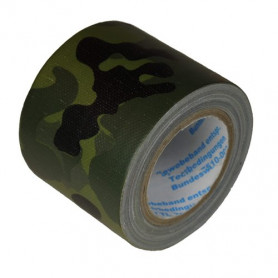 Pantser tape - camo - 50 mm breed x 5 m