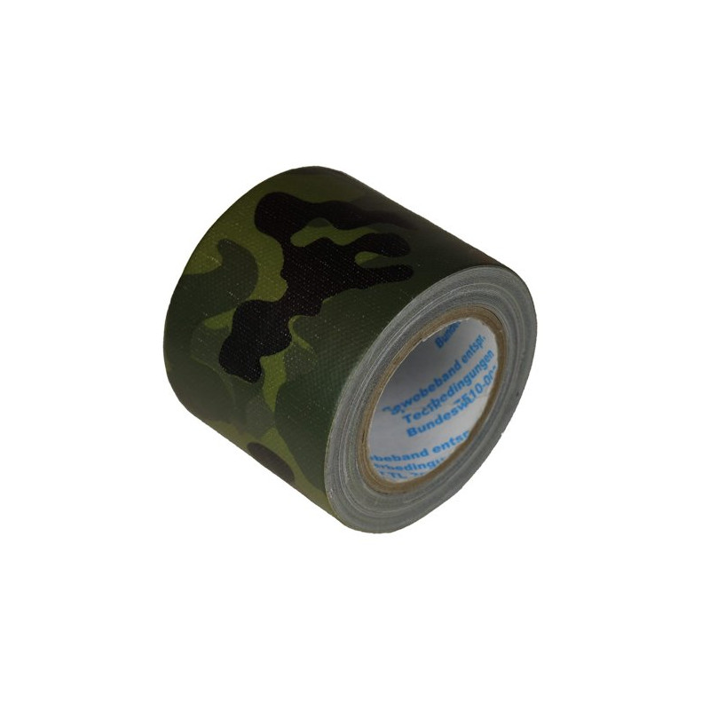 Panzer tape - camo - 50 mm x 5 m