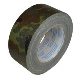 Pantser tape - camo - 50 mm breed x 25 m