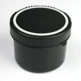 Curtec Packo container 0.5 liter, zwart