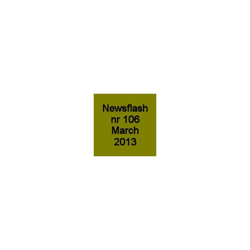 13-106 maart 2013