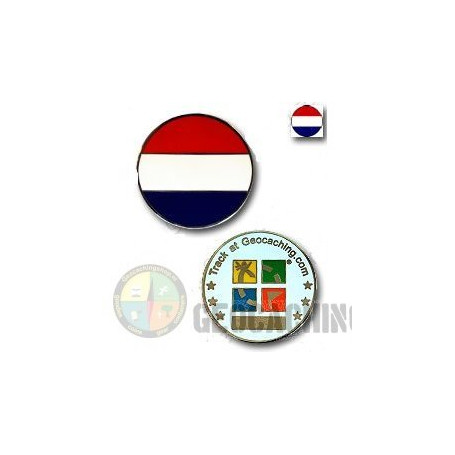 Country micro geocoin Nederland