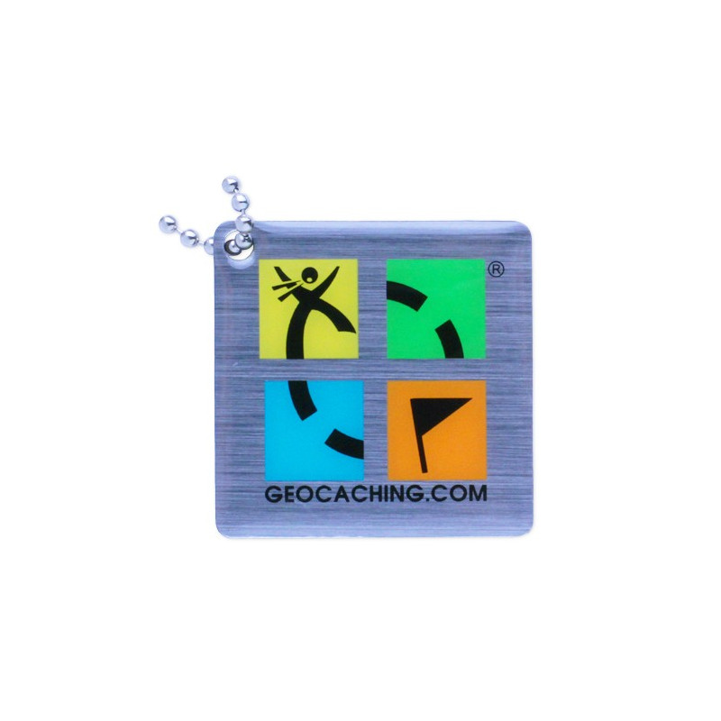 GC Logo Travel Tag - Full color
