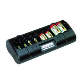 Maha Powerex MH-C808M batterijlader