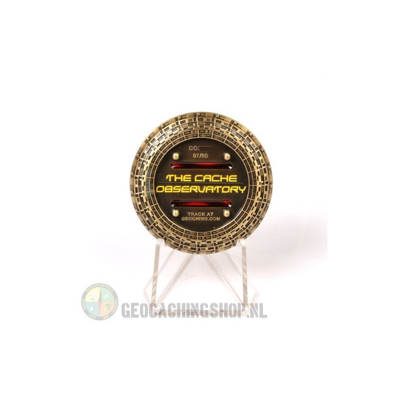 Cache Observatory - antique bronze RE