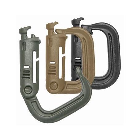 Maxpedition GRIMLOC™ Carabiner - groen