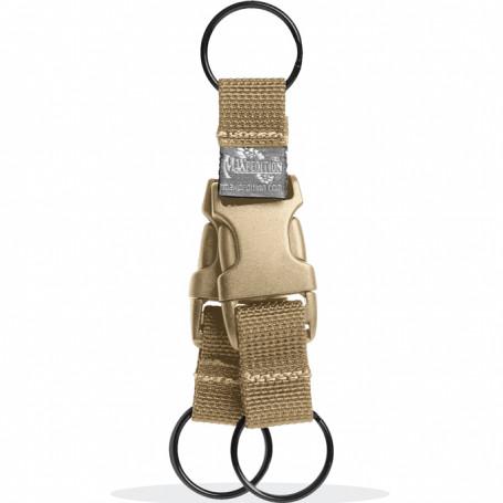 Maxpedition Tritium sleutelring khaki