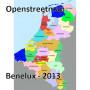 Openstreetmap - Benelux MicroSD