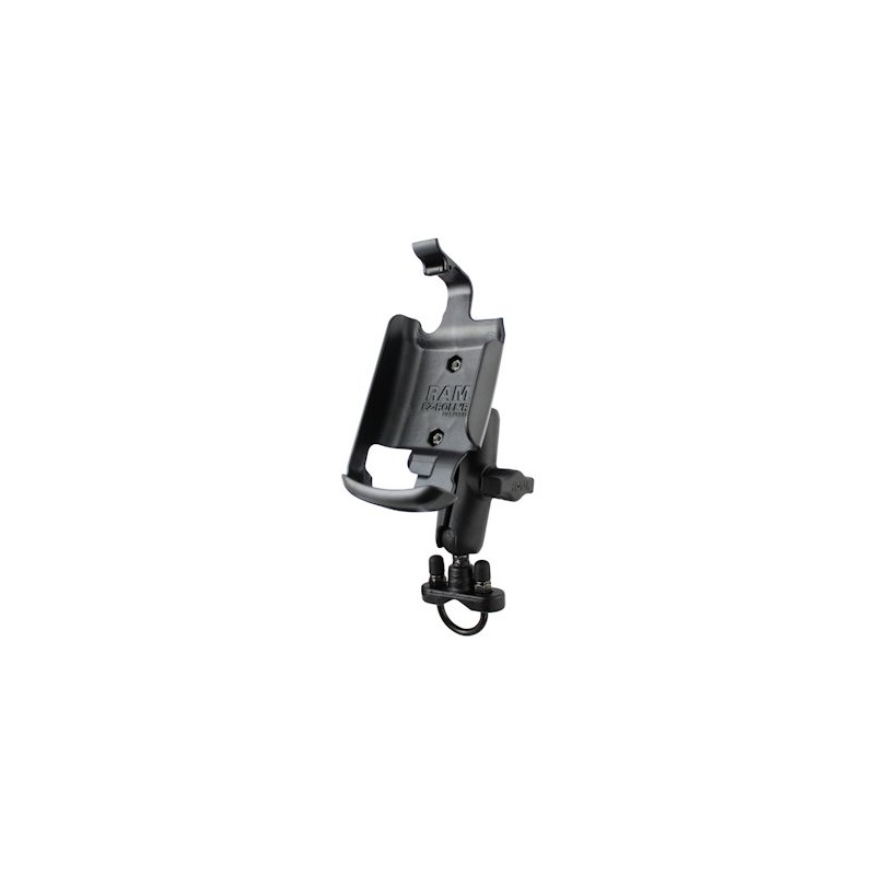 RAM Rail Mount U-Bolt + cradle Garmin Montana
