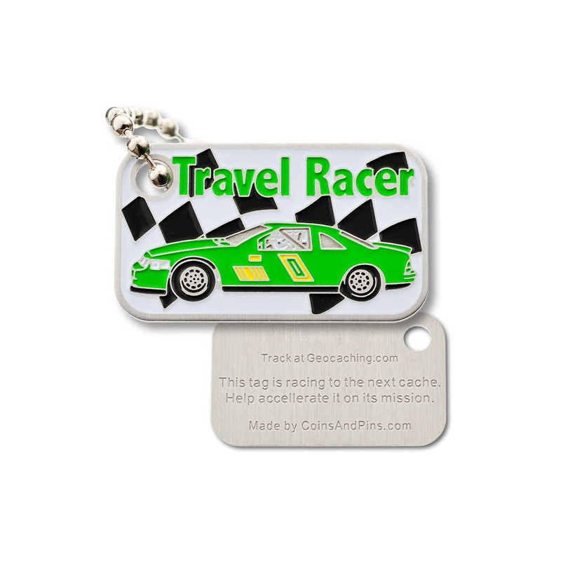 Travel racer green