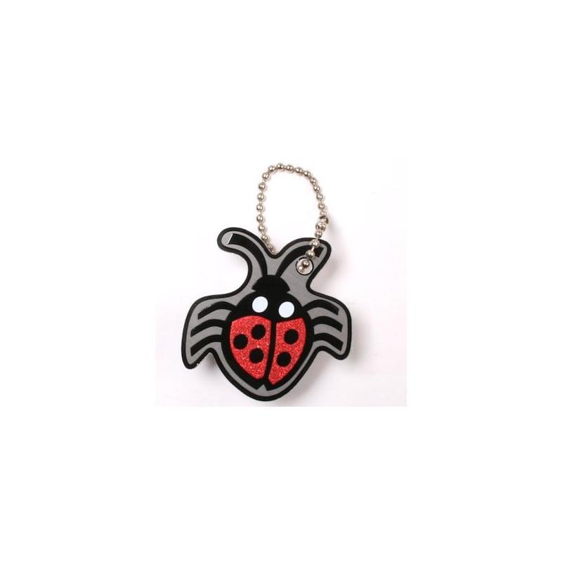 Cachekinz™ - Ladybug - glitter