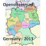 Openstreetmap - Germany MicroSD