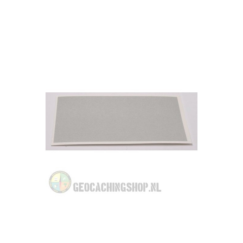 Reflector Foil 100 mm x 50 mm White/silver